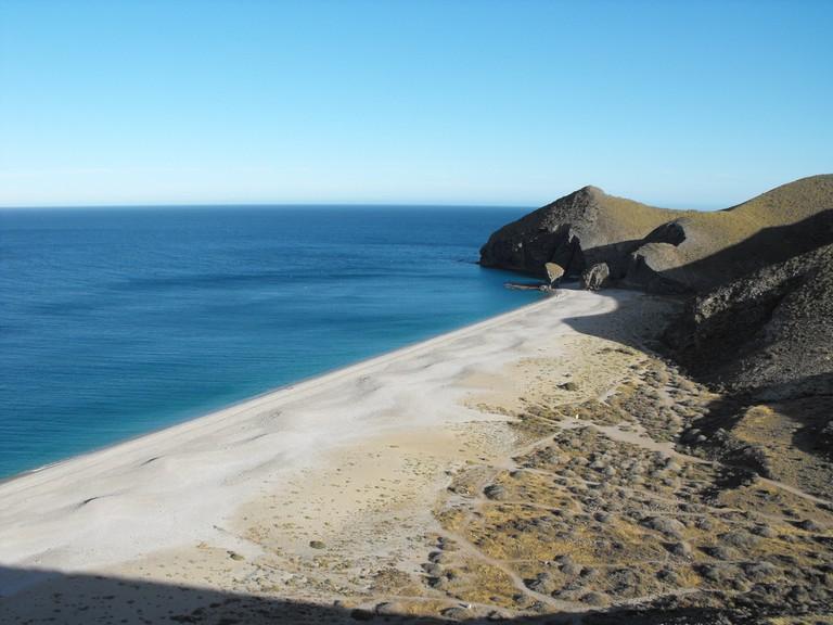 The Playa de los Muertos © Pablo