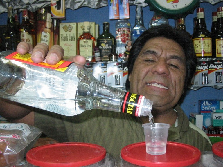 Aguardiente in Columbia. Just say, yes! | © Matias Jaramillo/WikiCommons