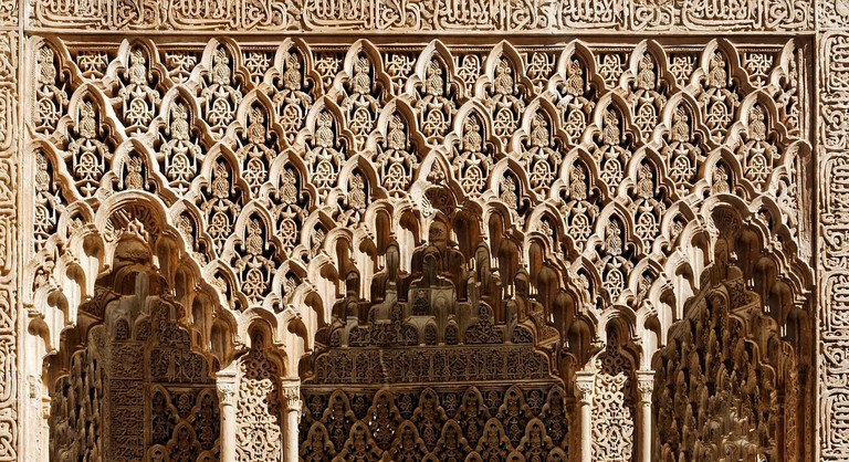 Detail of the alhambra CC0 Pixabay
