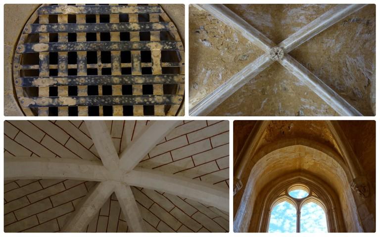 ARCHITECTURAL DETAILS GUEDELON