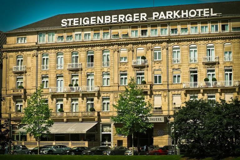 Steigenberger Park Hotel in Königsallee