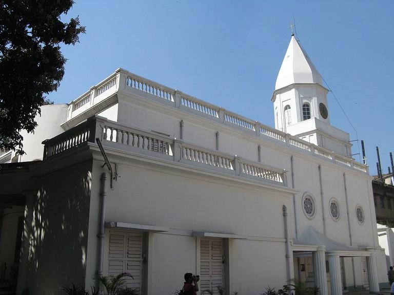 Armenian Church Arup1981 Wikicommons