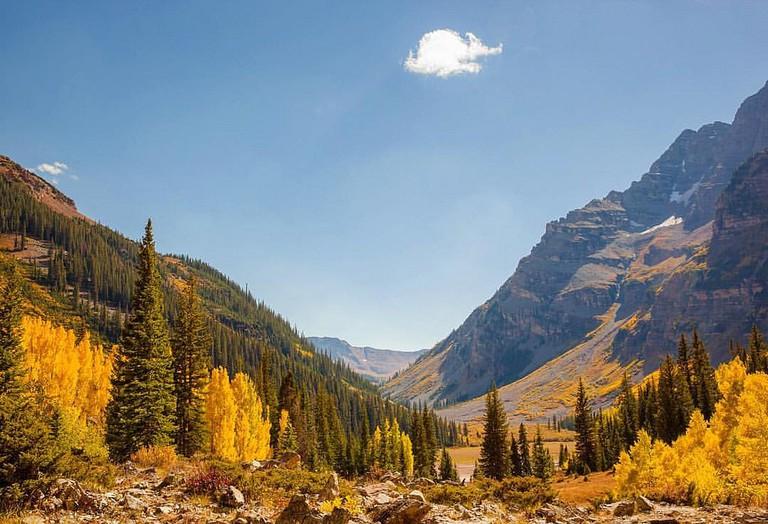 Aspen, Colorado | © Peter Alfred Hess / Flickr