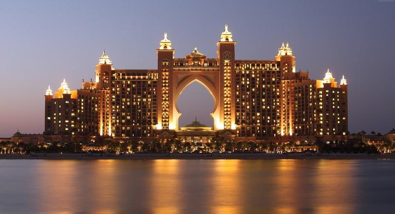 Atlantis The Palm, Dubai | © Pixabay