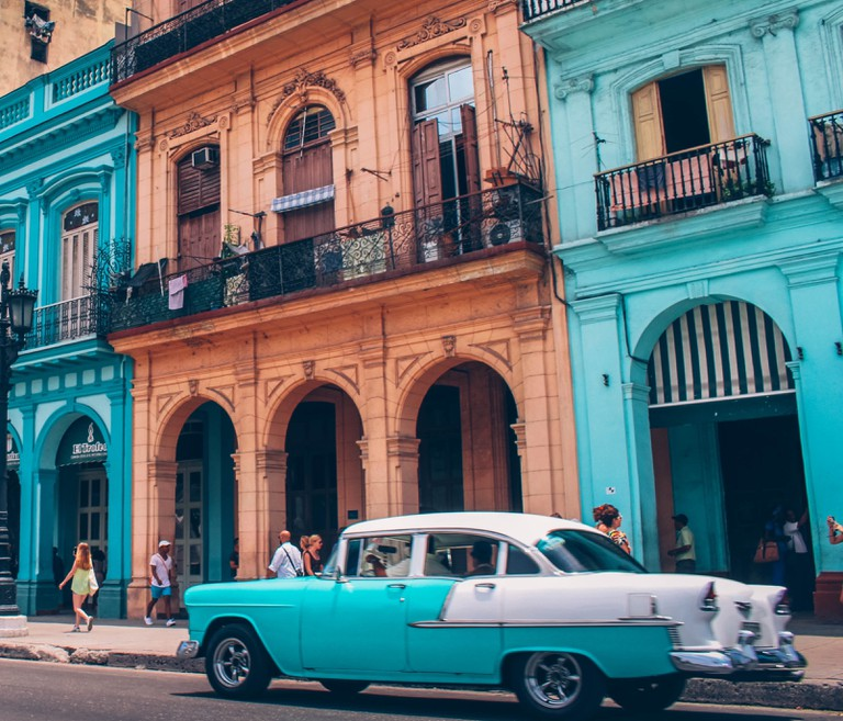Havana is bright, colourful and sunny | © Augustin de Montesquiou / Unsplash