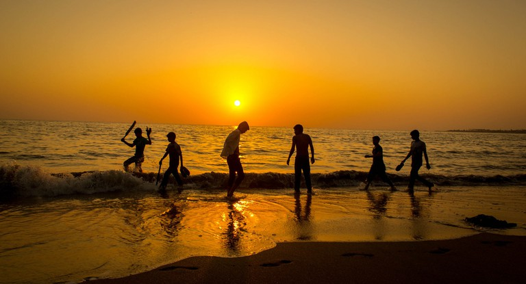 Beach Rajarshi Mitra Flickr