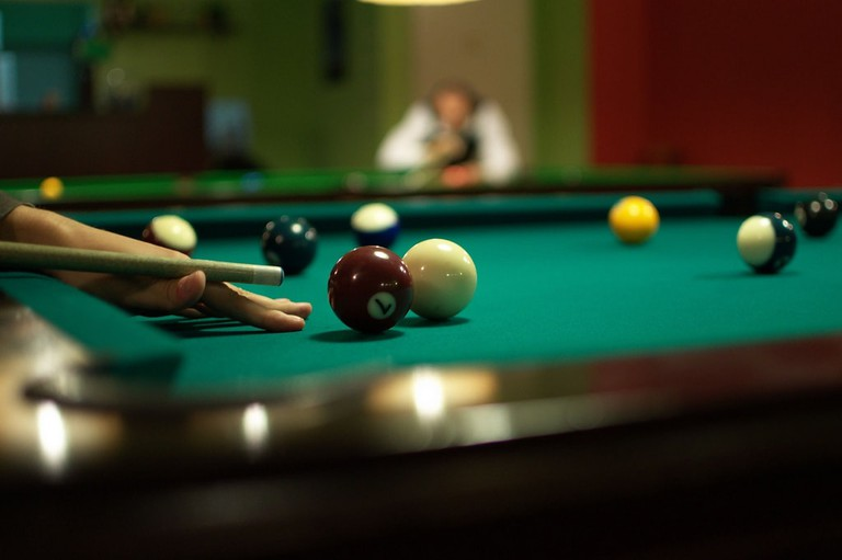 Billiards and snooker