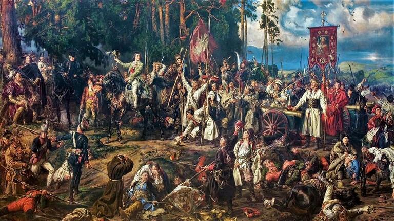 Battle of Racławice |© Jan Matejko/WikiCommons