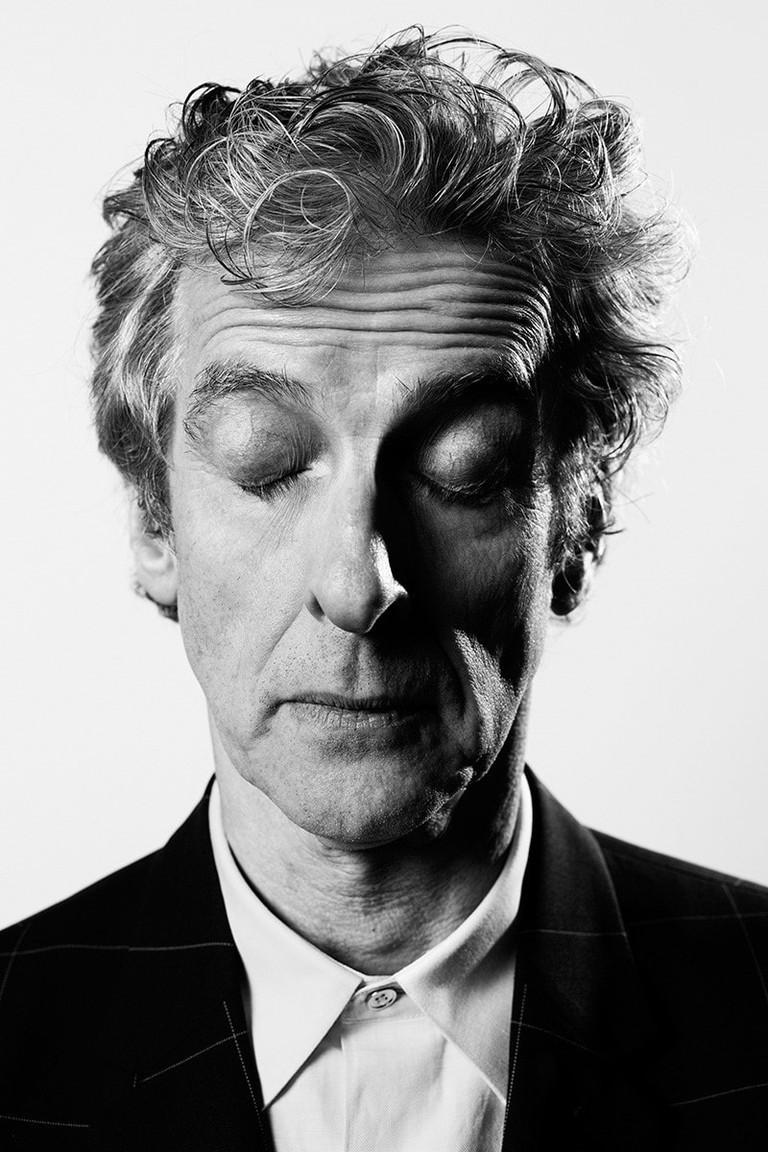 Harry Borden, Peter Capaldi, 2017