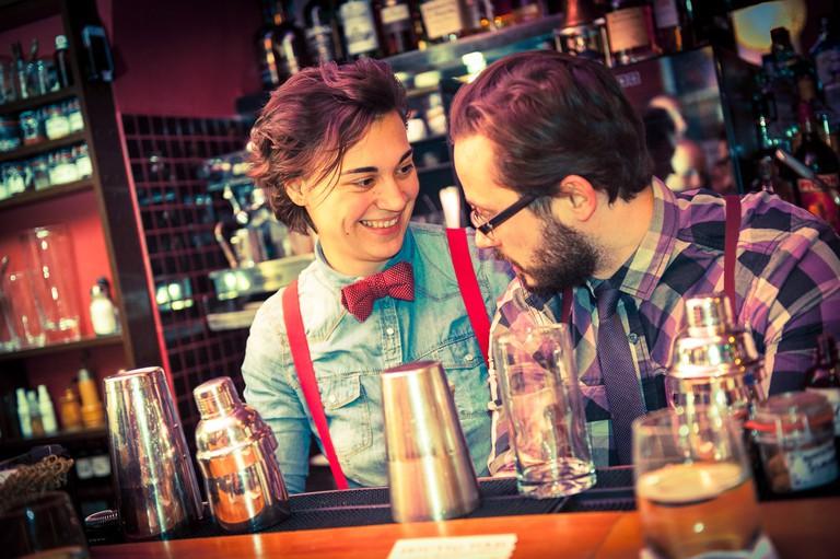 Popular cocktail bar Boutiq Bar