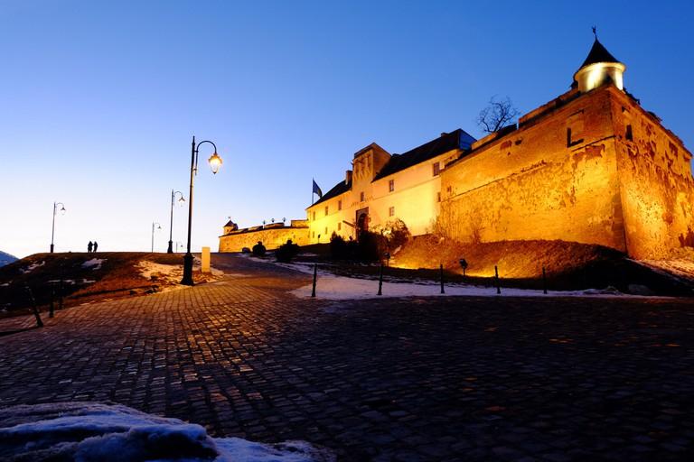 Brasov's citadel