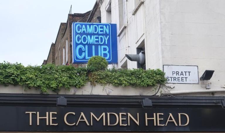 Camden Comedy Club | © Julian Osley:Geograph