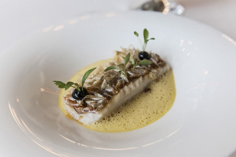 For the greatest concentration of Michelin starred restaurants, head to Switzerland