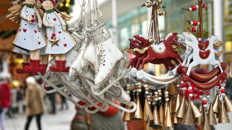 Visit a Christmas fair in Bilbao | ©PeterKraayvanger / Pixabay