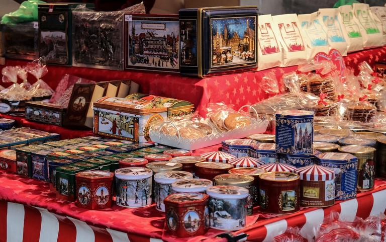 Christmas food fair | CC0 / pxhere