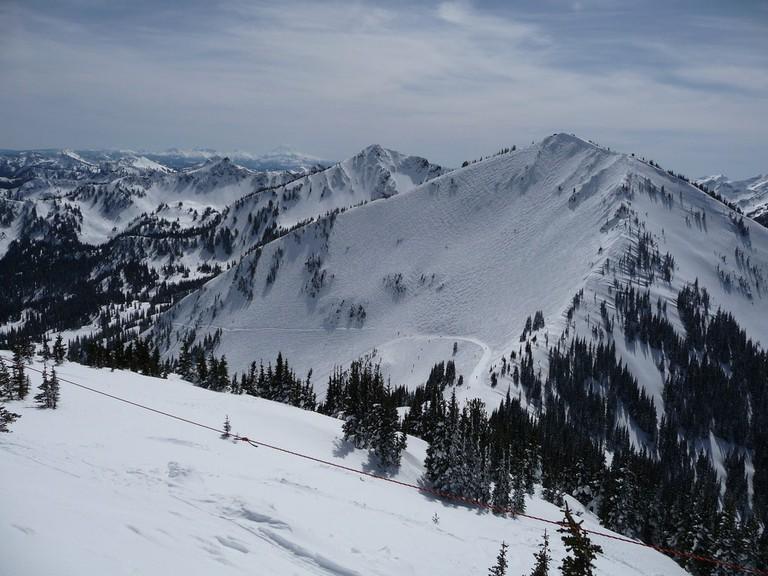 Crystal Mountain | © Matt Zimmerman / Flickr