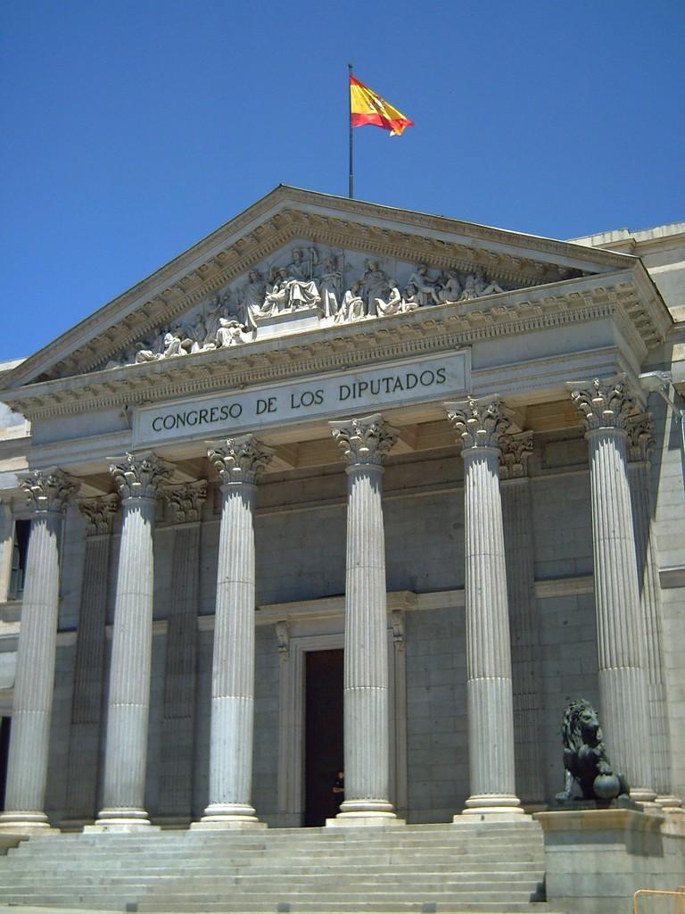 Spain's parliament