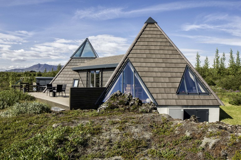 A beautiful cottage close to Geysir