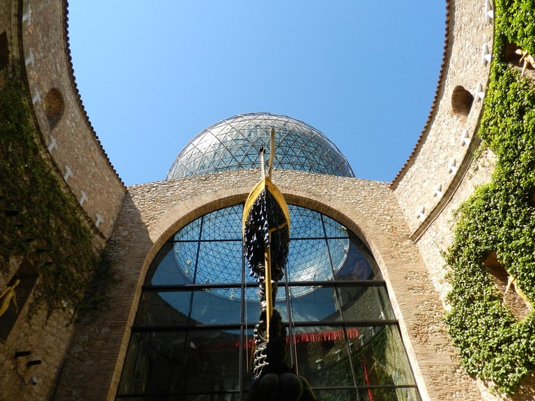 The Dali museum in Figueres CC0 Pixabay