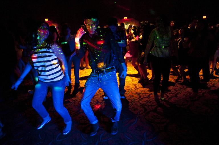 Dancing Salsa, Merengue, Bachata | © COD Newsroom / Flickr