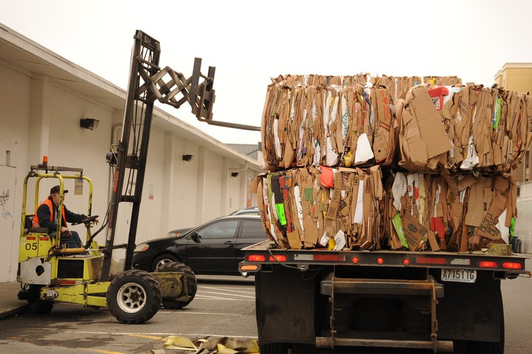 Dedicated Recycling   © Wonderlane / Flickr