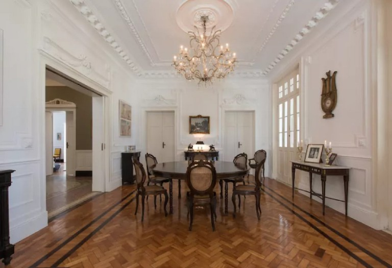 Colonial mansion in Gloria   (c) Rio World Luxury/Airbnb