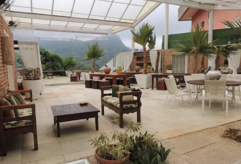 Gorgeous house in Gavea   (c) Barbara/Airbnb