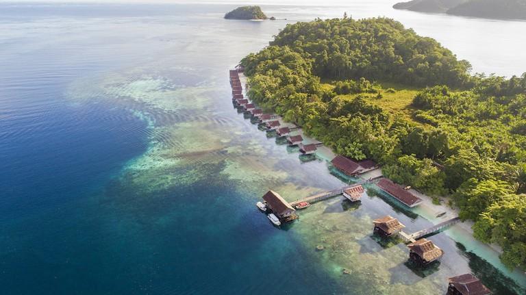 Papua Paradise Resort