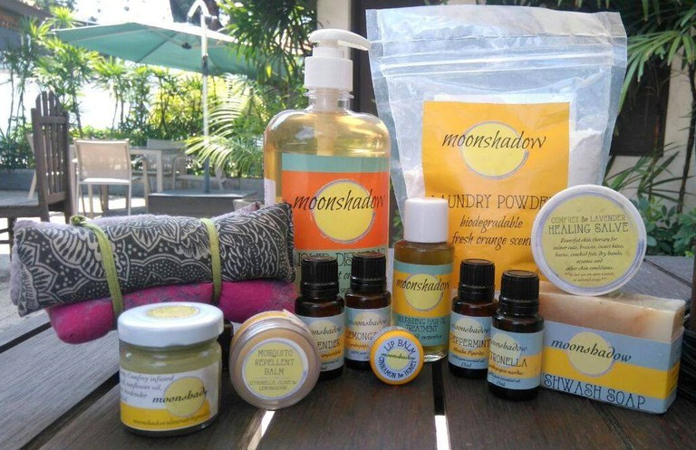 All Moonshadow products are completely natural