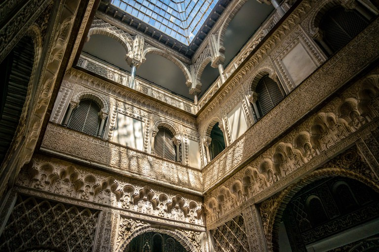 Enjoy the winter sun in Seville