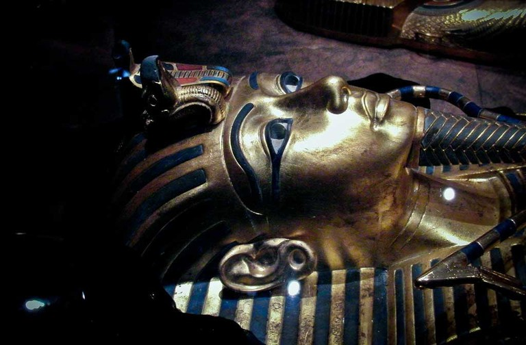 Eerie-Places-in-Africa-With-Most-Spine-Chilling-Urban-Legends_Tutankhamun