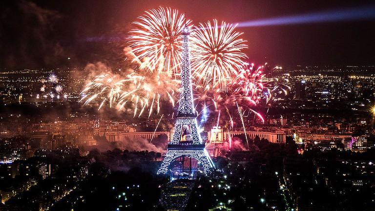 Eiffel Tower, Paris | © Yann Caradec/Wikimedia Commons
