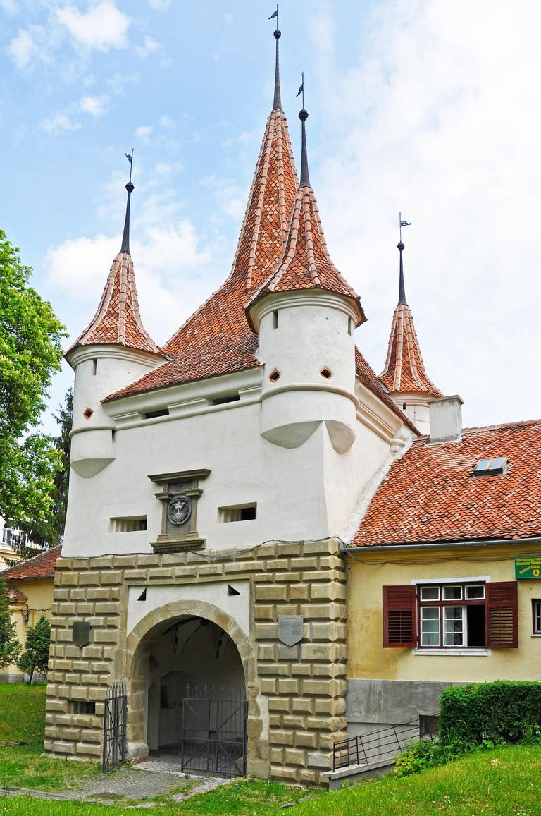 Ecaterina's Gate Brasov