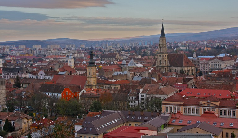 Discover Cluj's marvellous architecture