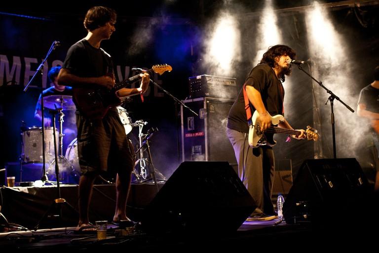 El Mató in concert | © Ferran / Flickr