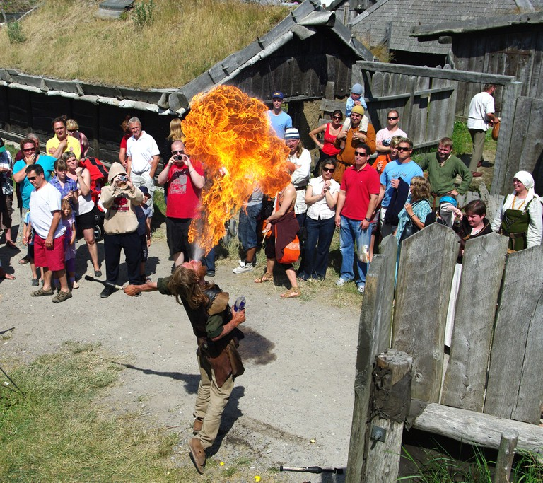 Fireeater