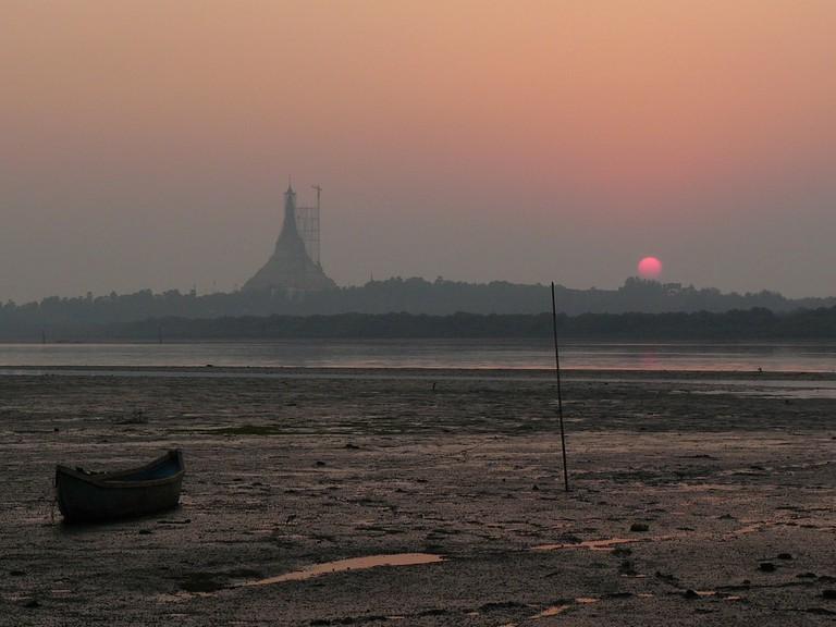 Fishing Boat Dinesh Bareja Flickr
