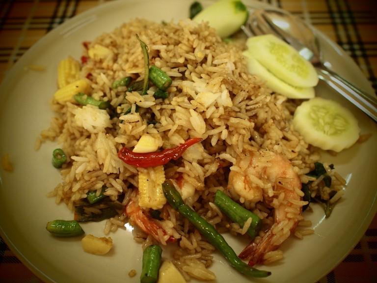 Fried Rice | © Karin Chang/Pixabay
