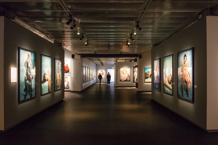 Go early or late to popular museums like Fotografiska