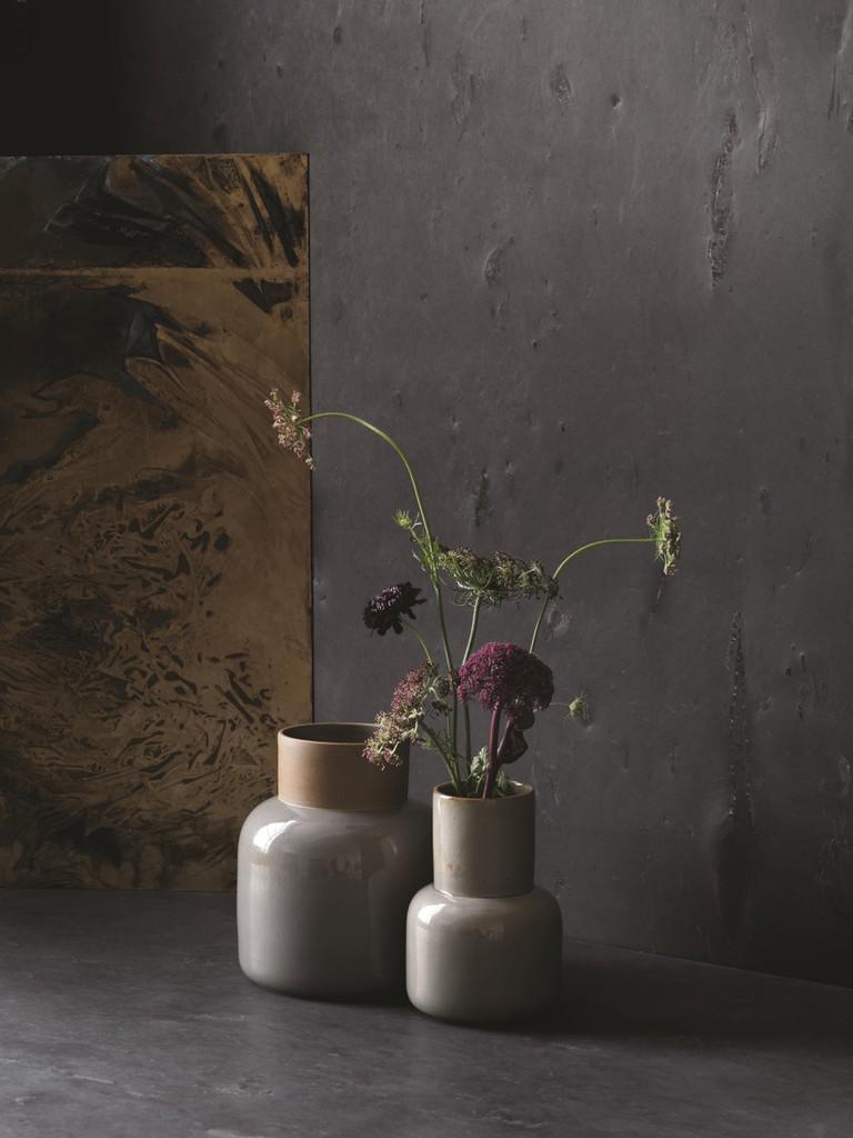 Fritz Hansen Earthenware Jar Vase