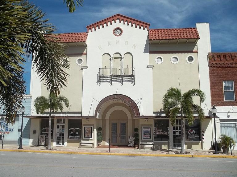 Ramon Theater in Frostproof, FL