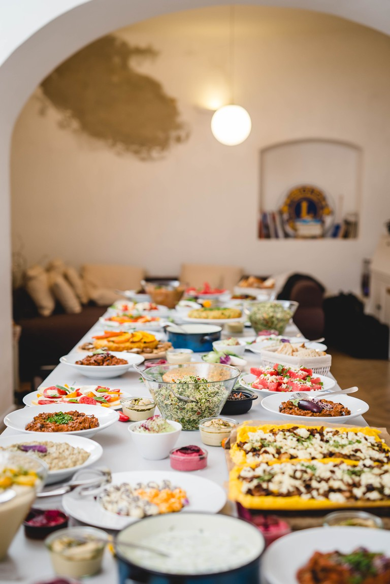 Gastronomical Heaven © Gabriela Cuzepan