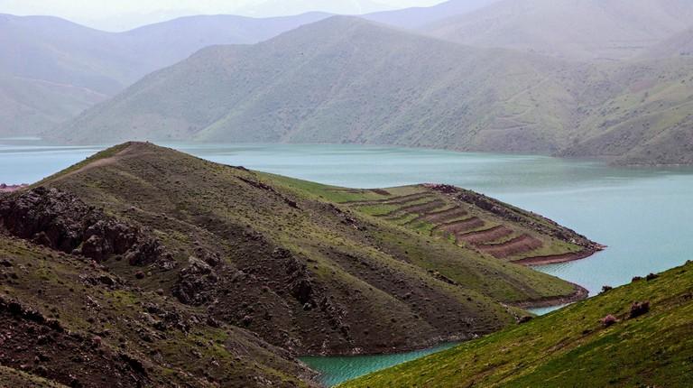 Gavoshan Reservoir | ©Ninara:flickr