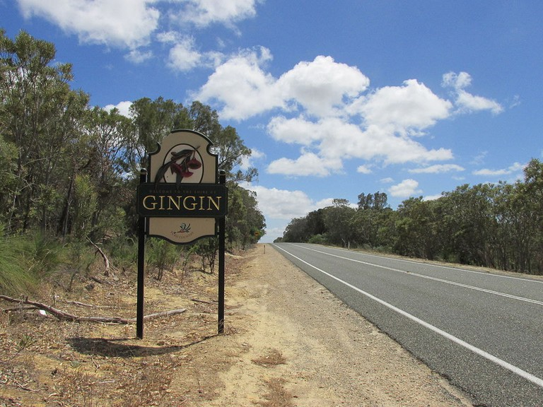 Gingin | © Orderinchaos/Wikimedia Commons