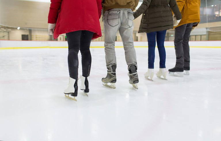 Glide at Malaysia's indoor ice-skating rinks