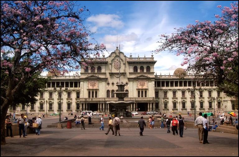 Guatemala National Palace