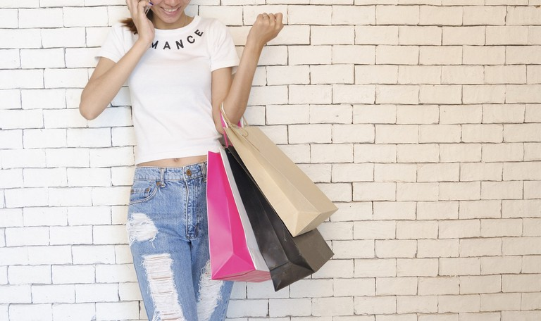 Retail therapy fixes everything | © Hamza Butt / Flickr