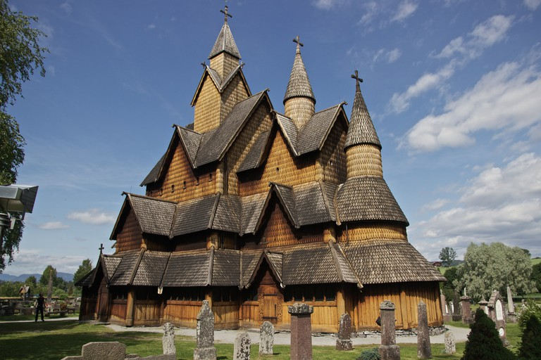 Heddal stave church | © John Erlandsen : Flickr