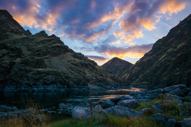 Hell's Canyon | © Nan Palmero / Flickr