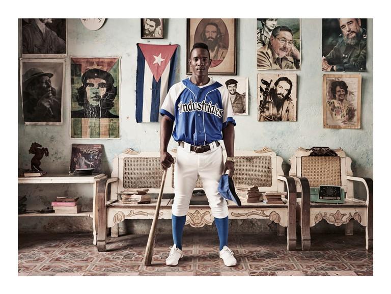Katinka Herbert, Yoasan Guillan Cuban Baseball Player, 2017